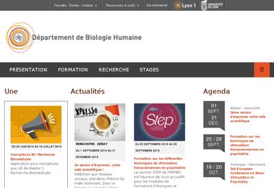 Capture d'écran du site de Agence Schneider Architectes