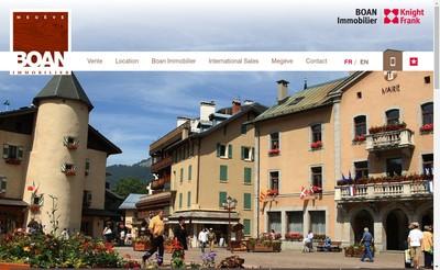 Site internet de Boan et Cie