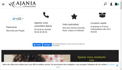 Site internet de Kanellia
