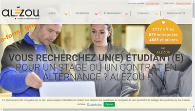 Site internet de Petite Anse