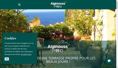 Site internet de Algimouss