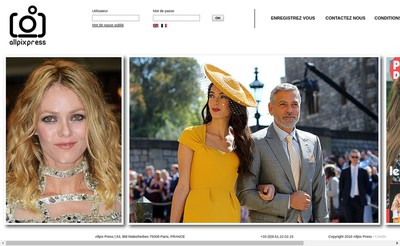 Site internet de Allpix Press