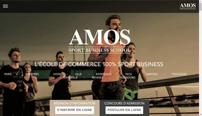 Site internet de Action Dom