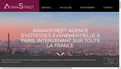 Site internet de Animastreet