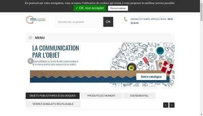 Site internet de Answer Compagnie