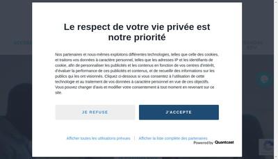 Site internet de Apsara