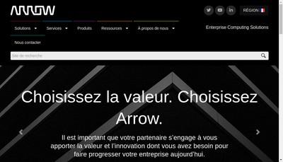 Site internet de Ecs