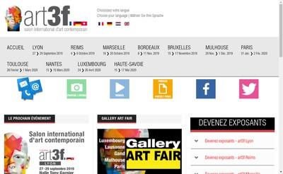 Site internet de Volcano Event