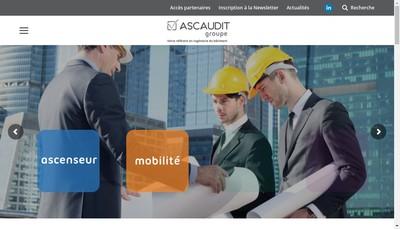 Site internet de Ascaudit Energie