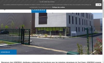 Site internet de Asmo-Bax