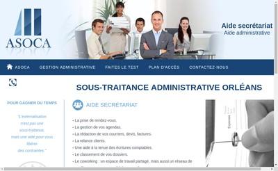 Site internet de Asoca