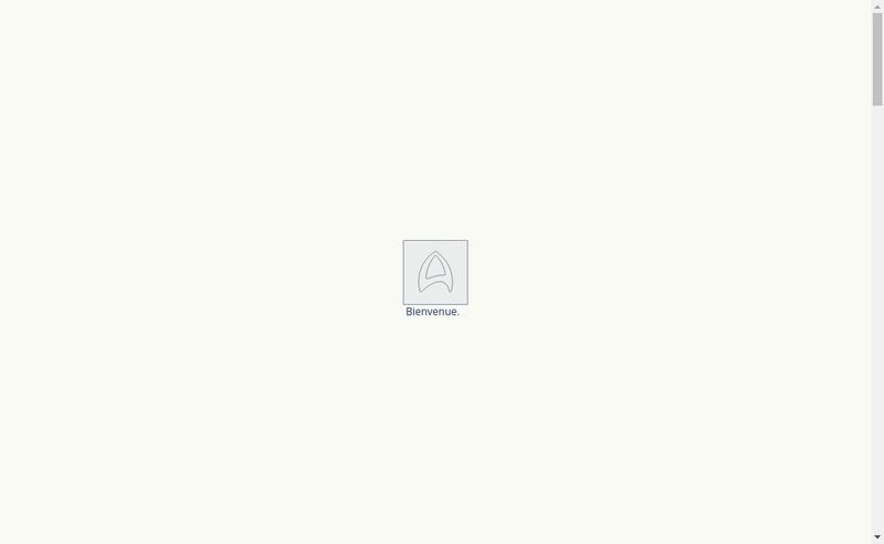 Capture d'écran du site de Atixnet