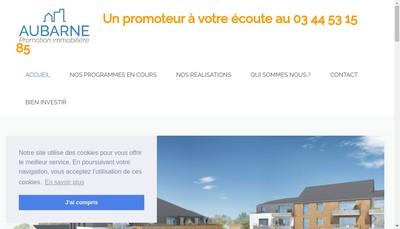 Site internet de Aubarne