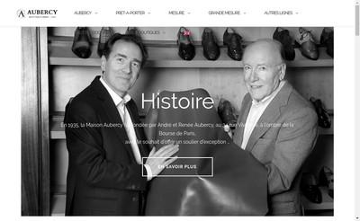 Site internet de Aubercy