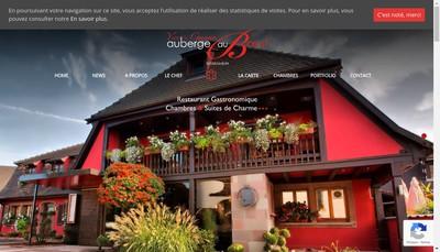Site internet de Auberge au Boeuf