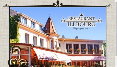 Site internet de Restaurant Illbourg