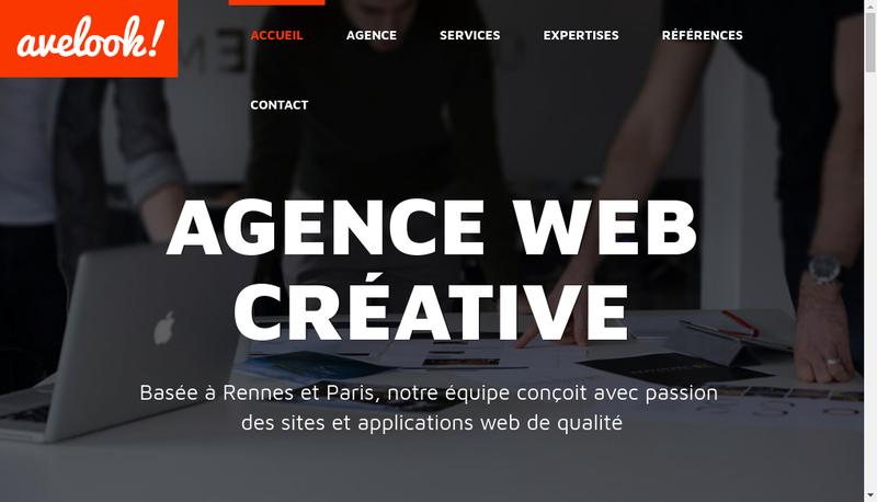 Capture d'écran du site de Asg Strategie et Gouvernance
