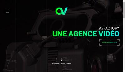 Site internet de Avfactory,Komut,Locavision,Videopak,Monprojetvideo, Globalmediaserve