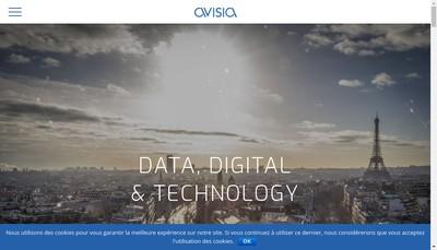 Site internet de Avisia