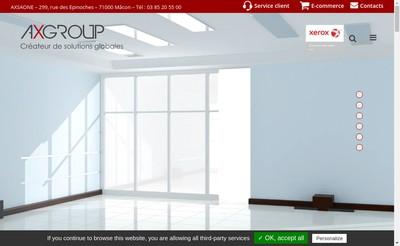 Site internet de Progetel