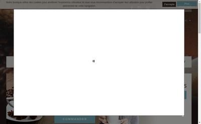 Site internet de Ayant Gout