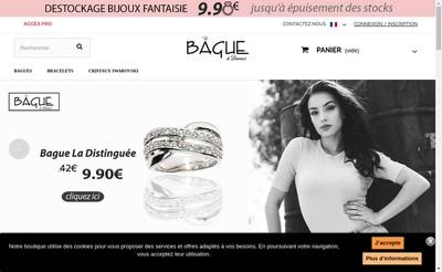 Site internet de Bague a Dames