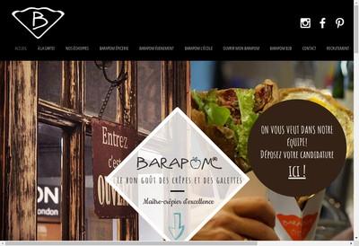 Site internet de Barapom