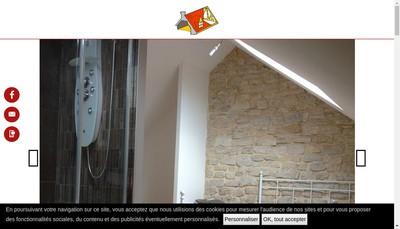 Site internet de SAS Thierry Bauer