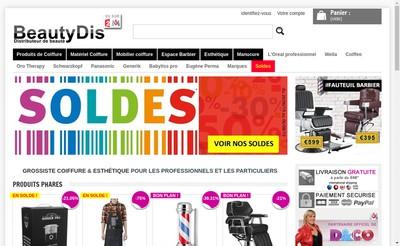 Site internet de Biotiff