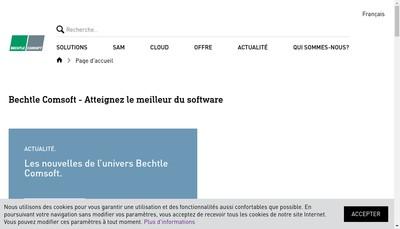 Site internet de Oser