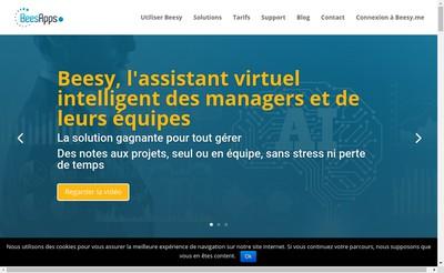 Site internet de Beesapps