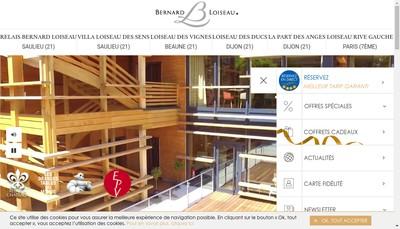 Site internet de Loiseau des Ducs