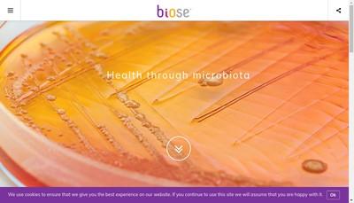 Site internet de Mag- Microbiota Anima Group