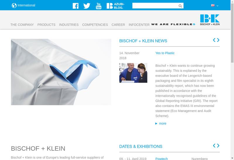 Capture d'écran du site de Step International