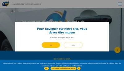 Site internet de C 10