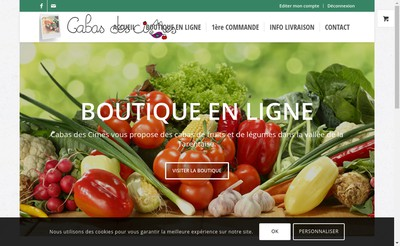 Site internet de Du Nant Bolet