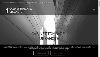 Site internet de Urbanote