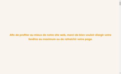 Site internet de Camping de la Guyonniere