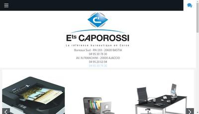 Site internet de Societe Exploitation Etablissements Caporossi