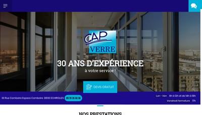 Site internet de Cap Verre