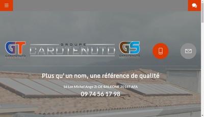 Site internet de Plomberie des Dix Sourires