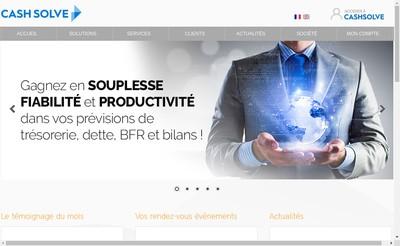 Site internet de Communication Financiere