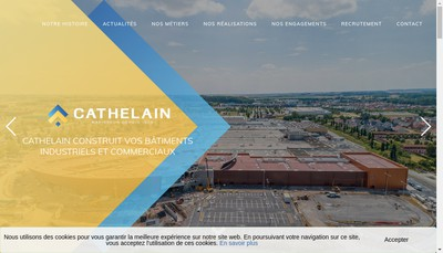 Site internet de Etablissements a Cathelain et Compagnie