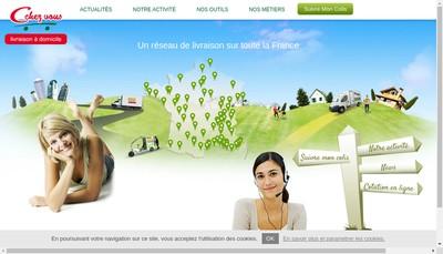 Site internet de C Chez Vous