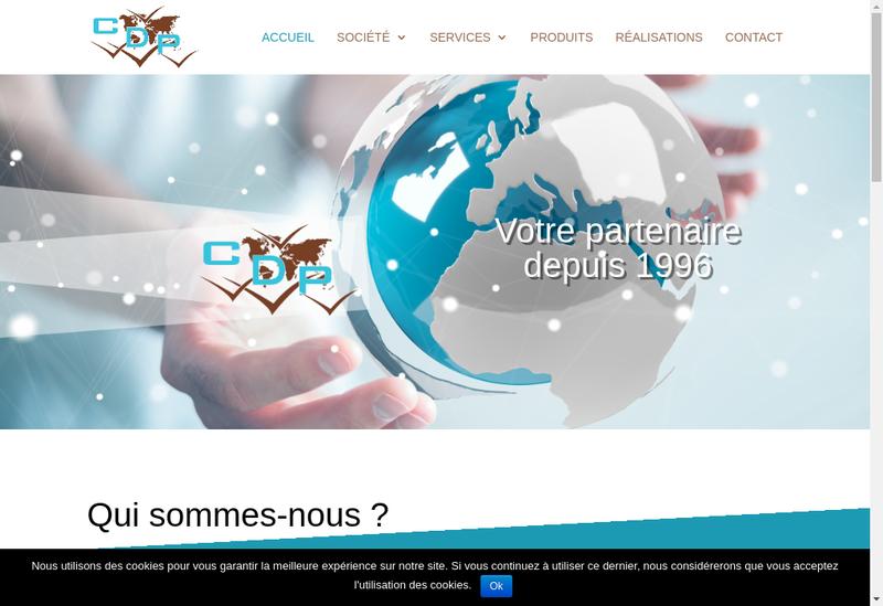 Capture d'écran du site de Dispatch Controlpub Pleiade