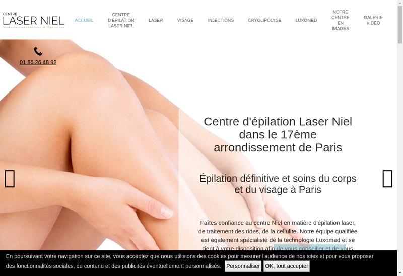 Capture d'écran du site de Dynamed