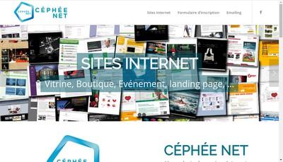Site internet de Cefenet