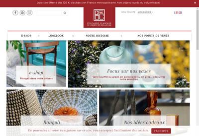 Site internet de Cfoc Mozart