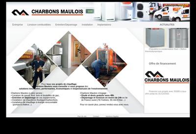 Site internet de Les Charbons Maulois