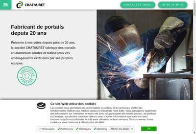 Site internet de Chatauret